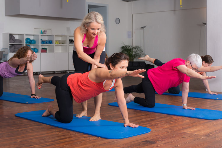 Personaltraining with Pilates