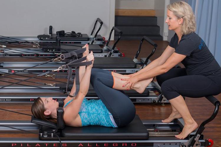 Personaltraining mit Pilates